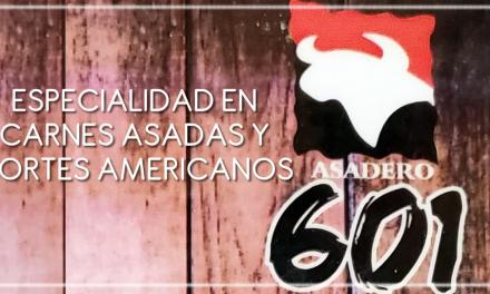 ASADERO 601
